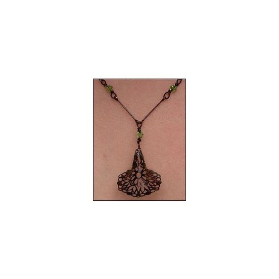 Elphaba's Witch Hat Necklace ❤ liked on Polyvore featuring wicked and jewelry