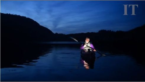 50 wild things to do in Ireland - Night kayaking, Lough Hyne, Co Cork, Ireland