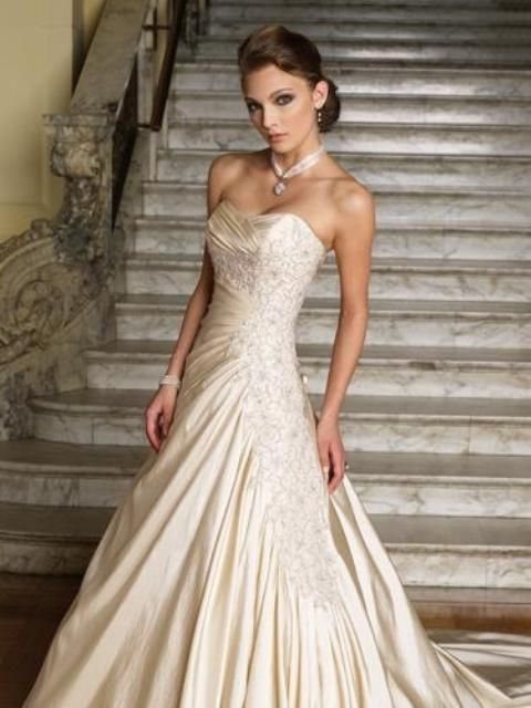 The Most Beautiful Wedding Dresses In The World - most Expensive ...