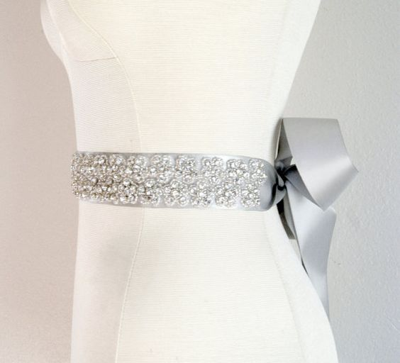 beaded belts bridal sash and colors on
