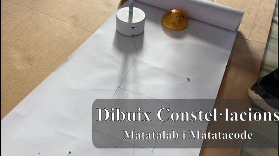 Dibuixem constel·lacions amb Matatalab
