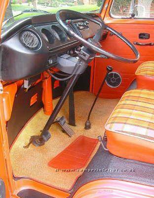 1974 VW Westfalia Bay Window