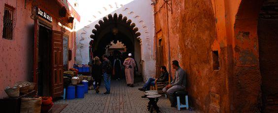 Marrakech - Von Schuhen und fremden Kulturen - Carsten Moch – Schuhmanufaktur