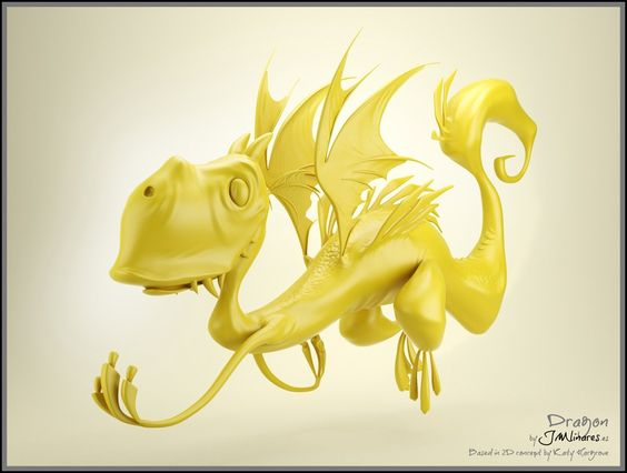 ZBrush dragon - Google 検索