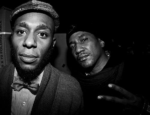 Source: theretrospectofhiphop Mos Def Q-Tip