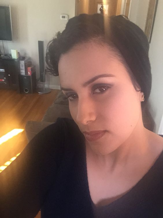 Lighting is on point  #makeup #mac #nars