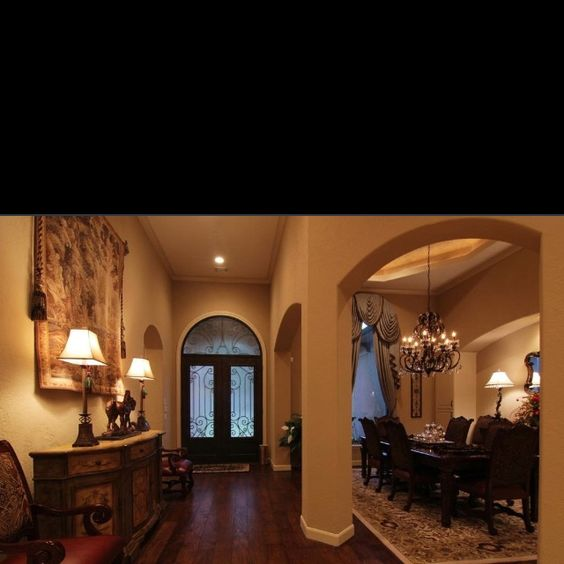 Elegant tuscan decor ideas for the home of my dreams pinterest paint colors flooring - Apartment decorating tuscan ...