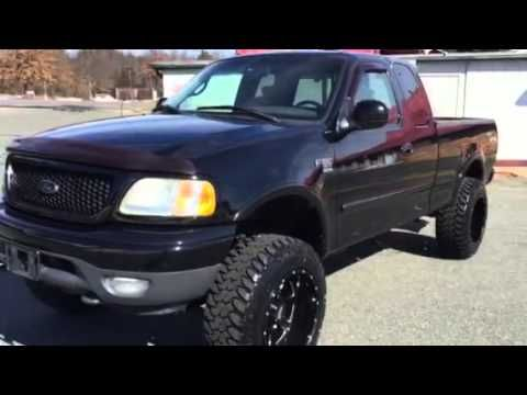 Lifted 2001 Ford F 150 For Sale Youtube In 2020 Ford F150 F150 Lifted F150