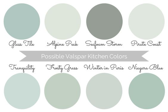 Valspar kitchen paint color options gray blue light teal Light blue gray paint colors