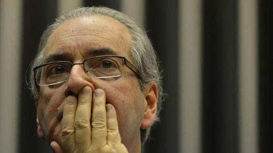 O presidente da Câmara Eduardo Cunha (PMDB-RJ)