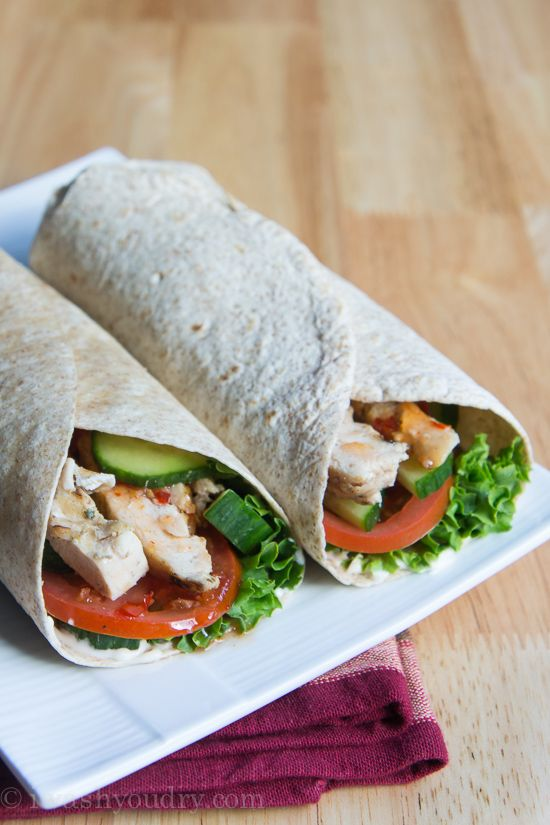 We love these healthy fast food picks!