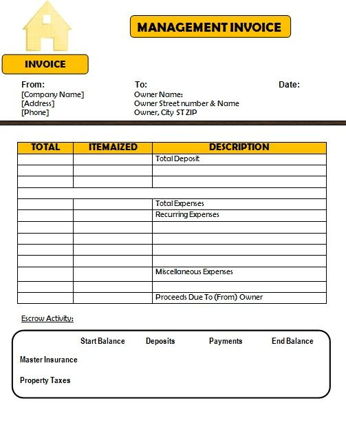 Utilize These Property Invoice Templates To Enhance Your Business Free Download Template Sumo Invoice Template Invoicing Templates