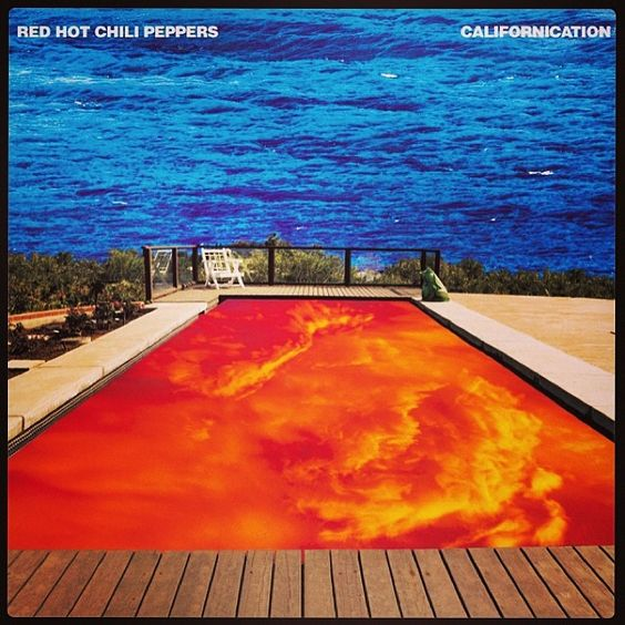 Californication - Chili Peppers