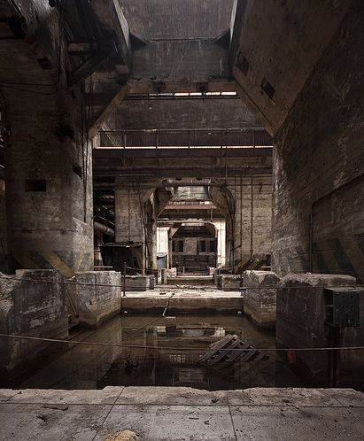 008 Nuclear power, Abandoned and Plants on Pinterest
