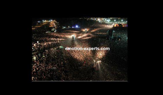1e8bdd0660f728f008184d026e53d99e in 500 000 (Fünfhunderttausend !!!) Menschen an nur einem Abend