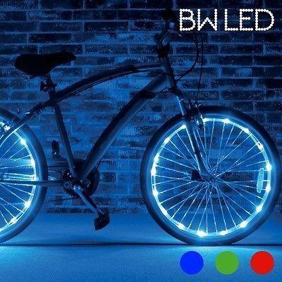TUBO LED PARA BICICLETAS BW LED (PACK DE 2)