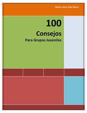 100 Consejos para Grupos Juveniles