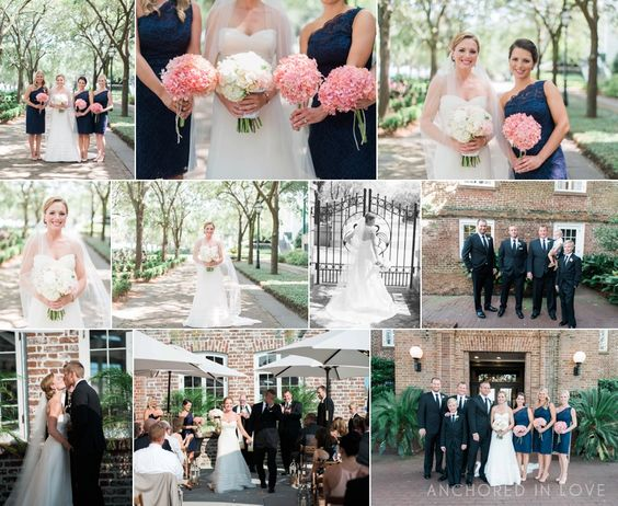 LAUREN & JOHNNY'S THE HISTORIC RICE MILL WEDDING