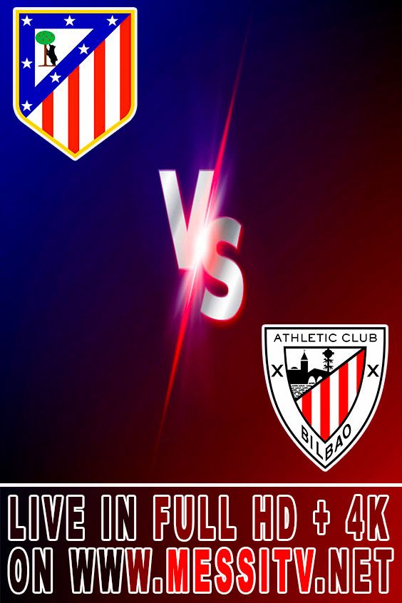 Net Your Home Of Live Streaming Online Atletico Madrid Spanish La Liga Athletic Clubs