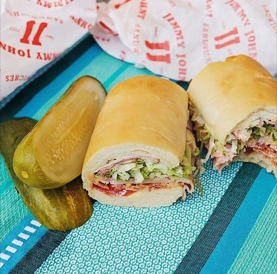 What to Order at Jimmy John's When You're Trying to Be Healthy