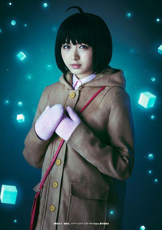 Manga World Trigger Sẽ Ra Mắt Vào Tháng 11
