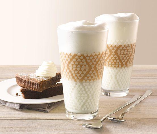 Sklenice Na Latte Macchiato, 2 Ks