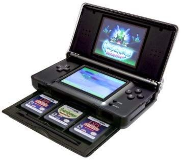 Amazon.com: Nintendo DS Lite Protective Case with Storage Drawer: Video  Games | Nintendo ds, Nintendo, Nintendo ds lite