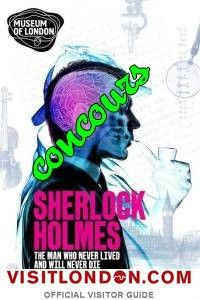 concours Londres Sherlock Holmes