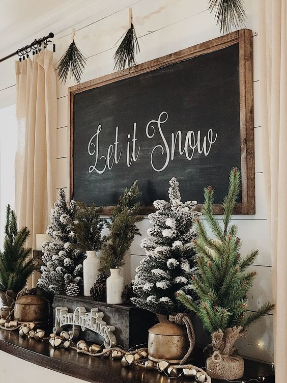 Check out our christmas chalkboard selection for the very best in unique rustic christmas gift tags. think the very rustic bells will still be popular next holiday season. I need to source them ASAP to get ahead.