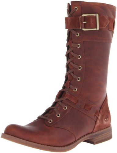Heritage Leather Mid Boots - made from renewable, organic & recycled materials