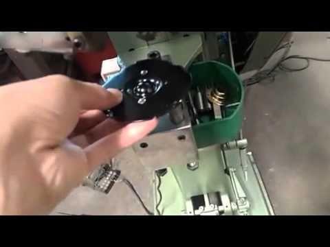 Dual Head Auto Feed Rivet Machine