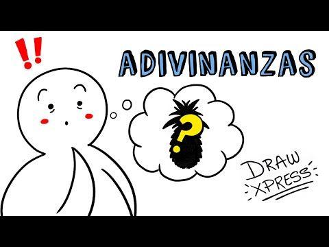 Adivina Adivinanza Draw My Life Youtube En 2020 Adivinanzas Adivino Acertijos