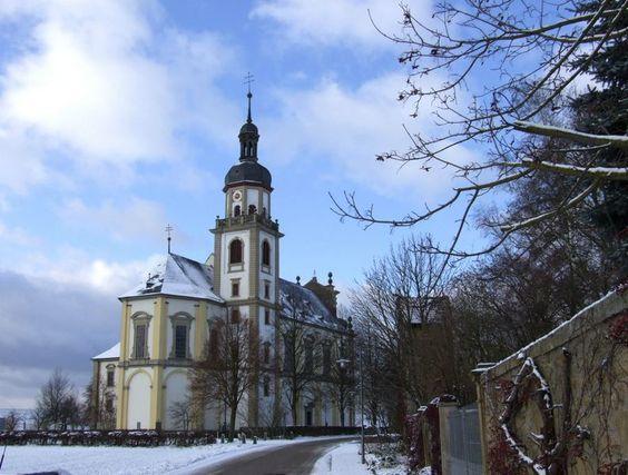 Hausen bei Würzburg, kloster Fährbrück (Würzburg) BY DE