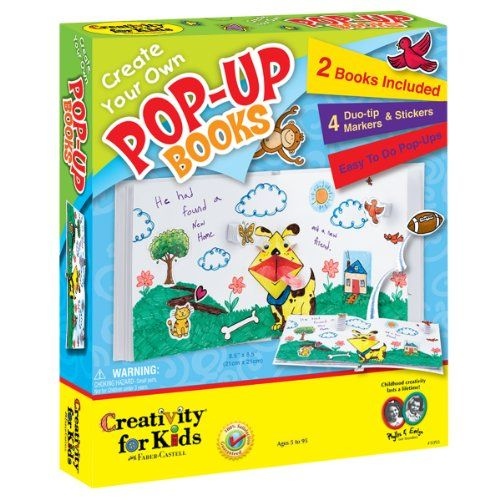 Create Your Own Pop-Up Books Faber Castell,http://www.amazon.com/dp/B000XW0EME/ref=cm_sw_r_pi_dp_PXJqtb01KNFS89VT