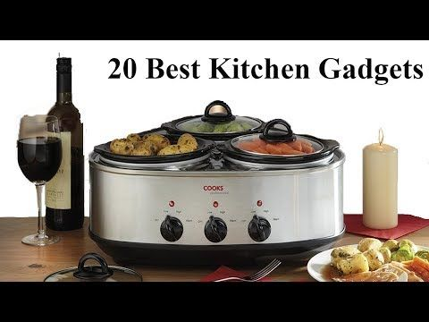 20 Best Kitchen Gadgets You Must Have New Kitchen Gadgets 2018 Youtube Cool Kitchen Gadgets Kitchen Gadgets Cool Kitchens