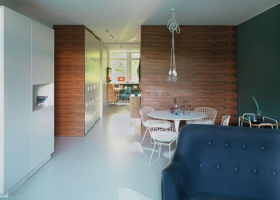 "BERLIN >Appartement ""Oscar Niemeyer"" à louer par l'intermédiaire du site Urlaubsarchitektur http://www.urlaubsarchitektur.de/ Photos de Hanns Joosten"