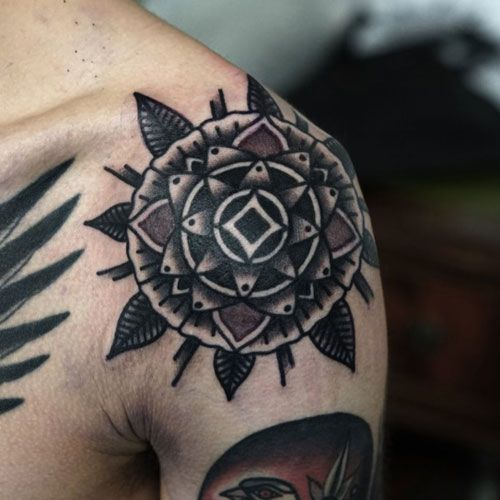 101 Badass Tattoos For Men Cool Designs Ideas 2019 Guide Tattoos For Guys Badass Mens Shoulder Tattoo Tattoo Designs For Girls