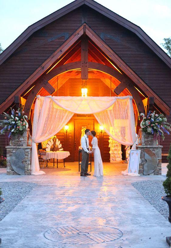 McGuires MIllrace Farm, Murphy Nc | North Carolina Mountains Wedding Venue |