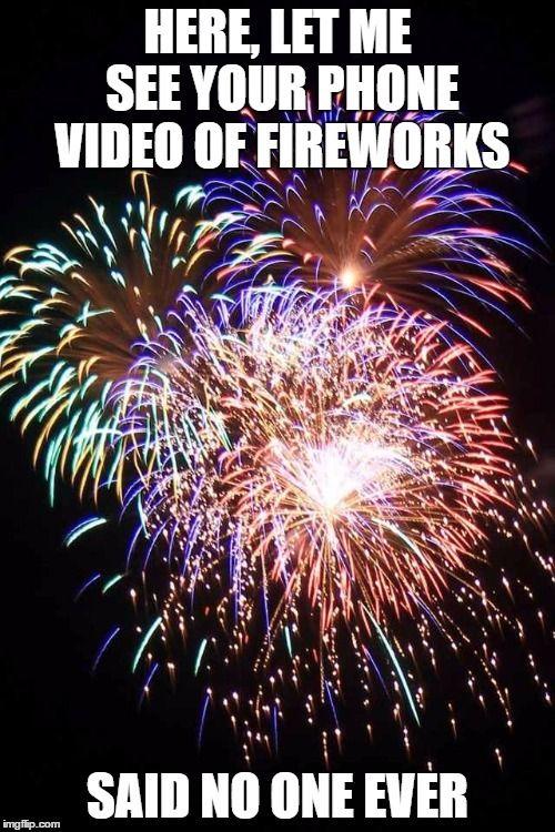 14 Really Funny Firework Memes | Funny fireworks, Fireworks, 4th of july  fireworks