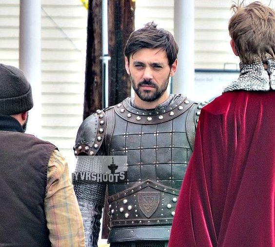 King Arthur (Liam Garrigan)