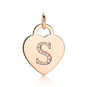 S Alphabet In Heart Images ... Alphabet heart tag letter