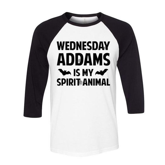 Wednesday Addams is my spirit animal! What's not to love about the adorable and terribly dark daughter from the Addams Family movies? She hates everyone and loo