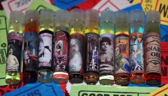 This is one of my favorites on Wiccan Supplies, Witchcraft Supplies & Pagan Supplies Experts-Eclectic Artisans: Carnival Perfume Oil Sample Set of 11