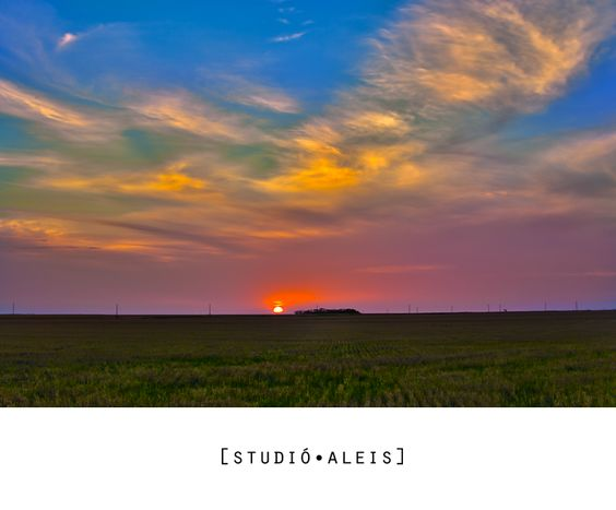 #Oklahoma #Sunset #Nature #Photography #StudioAleis #Photographer