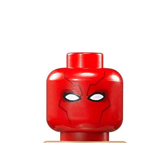 LEGO RED HOOD HEAD