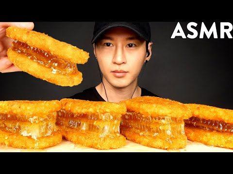 Asmr Hash Brown Honeycomb Sandwich Mukbang No Talking Eating Sounds Zach Choi Asmr Youtube In 2020 Hashbrowns Food Mukbang 27 ноября в 04:00 ·. asmr hash brown honeycomb sandwich