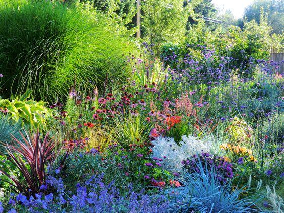 ... garden jardin herbes aromatiques terrasse herbes jardin idées