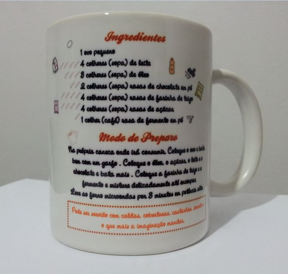Mug Cake 6