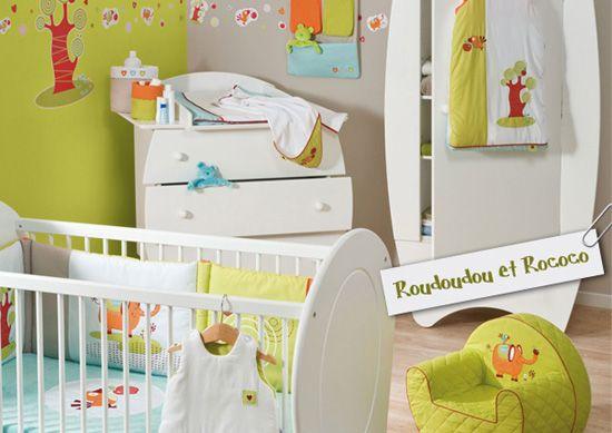 Décoration chambre bébé Eléphant | Thème Eléphant