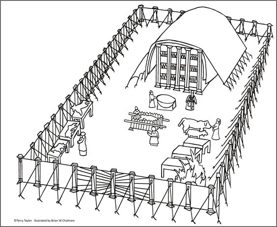 tabernacle coloring page: Tabernacle For Kids, Tabernacle Coloring Page, School Coloring, Tabernacle Jpg 1575, Scripture Coloring Pages, Tabernacle Craft For Kids, Moses Coloring Pages